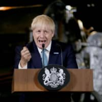 Johnson forms war Cabinet to force through Brexit by Oct. 31 as no-deal prospect rises, Times reports