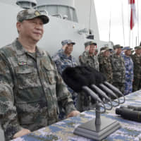 China announces military exercises in areas near Taiwan in South and East China seas