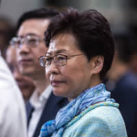 Hong Kong students reject meeting Chief Executive Carrie Lam to discuss recent protests