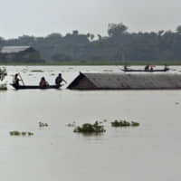 Over 100 killed, 4 million displaced from floods in India, Nepal and Bangladesh