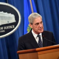 U.S. Special Counsel Robert Mueller has agreed to testify before congressional committees on July 17 on his report into Russian interference in the 2016 presidential election. | AFP-JIJI
