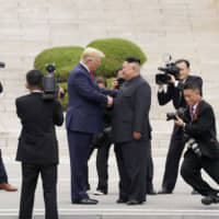 North Korea hints talks with U.S. could be halted and missile, nuclear tests restarted if military exercises go ahead