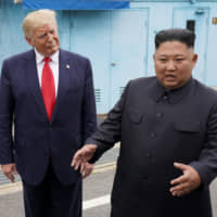 North Korea's Kim told other leaders he seeks security guarantees instead of sanctions relief: sources