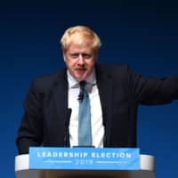 Britain's Boris Johnson set for crushing victory over Hunt, poll suggests