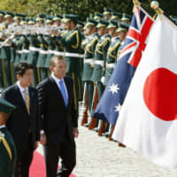 Ex-Australian PM Tony Abbott says he regrets unsuccessful submarine deal with Japan