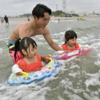 Beach in Fukushima Prefecture reopens for first time since 2011 disasters