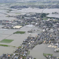 Data shows Kyushu river pump systems were overwhelmed by 2018 torrential rains