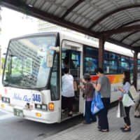 Tourism boom and psychological stress behind Okinawa bus driver shortage