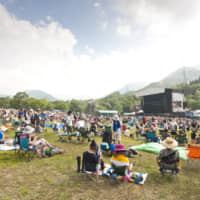 Going in blind to Japan's Fuji Rock Festival