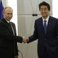 Abe's art of the deal with Russia