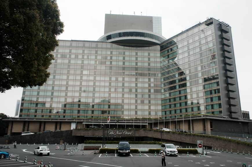 Evil lair: In 'You Only Live Twice,' The Hotel New Otani Tokyo was used as the headquarters of Osato Chemical & Engineering Co. Ltd., the Japanese front for the villainous SPECTRE organization. | OSCAR BOYD