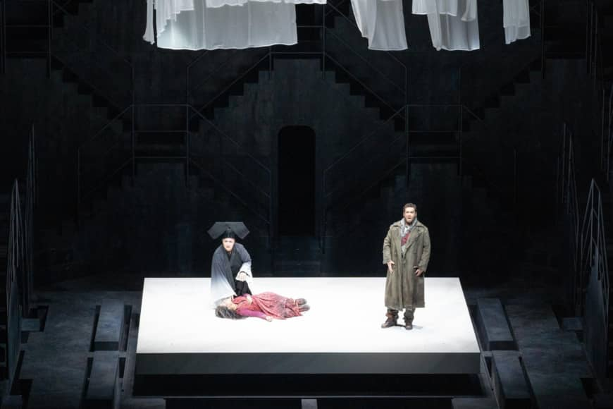 Dramatic ending: Giacomo Puccini was never able to finish 'Turandot,' leaving his student to concoct its surprising finale. | © RIKIMARU HOTTA
