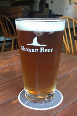 More than the standard pilsner: Shonan Beer produces a wide lineup of seasonal brews on top of their year-round mainstays. | JEREMY WILGUS