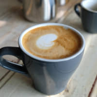At least it looks good: An espresso pulled by the author. | CLAIRE WILLIAMSON