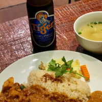 Just the right amount of spice: Malay curry makes a worthy alternative to Mu-Hung's weekend-only laksa. | ROBBIE SWINNERTON