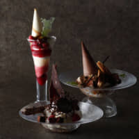 Tantalizing parfaits to satiate the sweet tooth