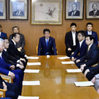 Factional politics remain a force in Japan