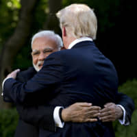 Trump's incoherent policy on India
