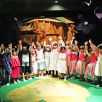 Kids take part in a Hans Christian Andersen play. | COURTESY OF H.C. ANDERSEN PARK