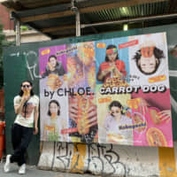 New tricks: Takeru Kobayashi is currently the frontman for a new vegan hot dog available in New York. | JESS PETTWAY