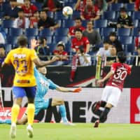 Reds struggle in 1-0 triumph over Vegalta despite man advantage for about 40 minutes