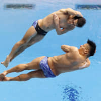 Divers become first Japanese to qualify for Tokyo 2020