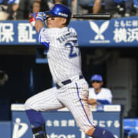 BayStars slugger Yoshitomo Tsutsugo's move to No. 2 in order could help spark change