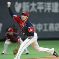 Hiroshi Urano, three Fighters relievers combine to toss five-hit shutout against Marines