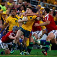 Former Wallabies bad boy James O'Connor on bench for Pumas clash