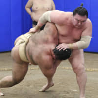 Title appears up for grabs at upcoming Nagoya Basho