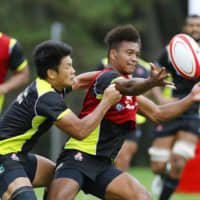 Pacific Nations Cup provides vital testing ground before Rugby World Cup