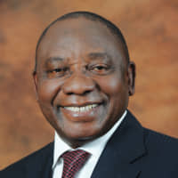 President of South Africa Cyril Ramaphosa | © BRAND SOUTH AFRICA