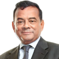 Ivan Collendavelloo Deputy Prime Minister and Minister of Energy and Public Utilities