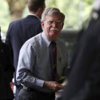 Trump adviser Bolton says U.S. will support U.K. choice for no-deal Brexit and quickly pursue FTA