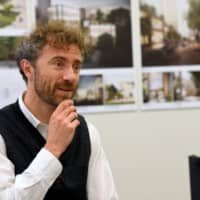 British designer Thomas Heatherwick, dubbed by some as the 'Leonardo da Vinci of our times' | SATOKO KAWASAKI