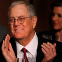 U.S. billionaire industrialist and conservative donor David Koch dies at 79