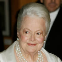 Dior outfits of Hollywood legend Olivia de Havilland, 103, up for auction