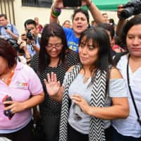 Homicide retrial to resume of Salvadoran rape victim who delivered stillborn son