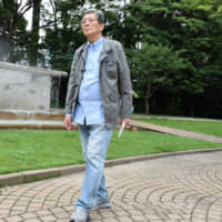 Katsuhiko Takemura, 77, became a body donor a couple of years ago. He started to think seriously about his death preparations while hospitalized for pneumonia when he was about 60. | KYODO