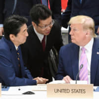 G7 summit likely to skip communique, reflecting gulf between U.S. and Europe, Japan source says