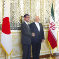Top diplomats from Iran and Japan to meet Tuesday amid Gulf tensions