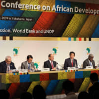 TICAD closes with effort by Japan to differentiate its African investment projects from China's