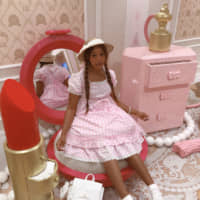 The kawaii factor: Instagram-user Tynelle Pozdnyakov says that as a woman of color she can represent her blackness in her own way. | COURTESY OF TYNELLE POZDNYAKOV