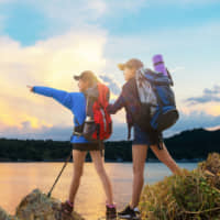 Weekend plans: Heading out to a scenic hiking spot for the weekend? Let's hope your schedule goes according to plan. | GETTY IMAGES