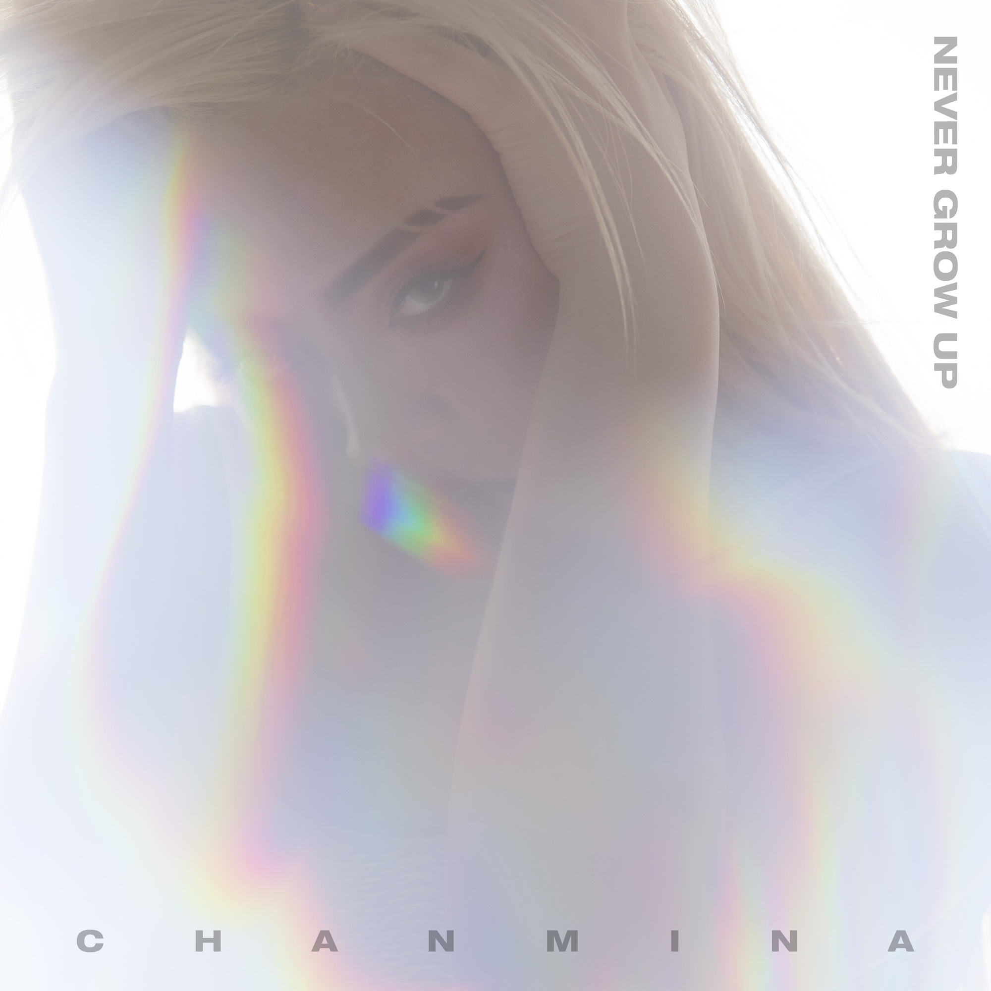 Staying young: Chanmina gets slicker without ditching the swagger on her second album, 'Never Grow Up.'