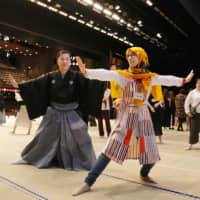 Kabuki looks to Olympics to broaden its audience