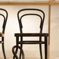 A variation of the iconic Thonet chair, originally designed in 1859 | JOHN L. TRAN