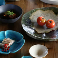 Crafts that connect food and the table: From the studio of Jissei Omine