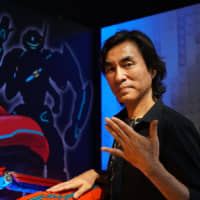 Demon of design: Shoji Kawamori got his break in anime by turning up at his favorite studio and presenting  his early drawings. | MATT SCHLEY