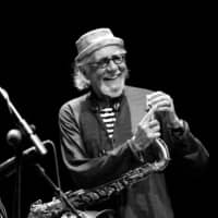 Pop crossover: Charles Lloyd performed on two albums by The Beach Boys in the 1970s. | FOREST FARM MUSIC + ART
